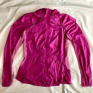 Lululemon athletica pink lightweight jacket